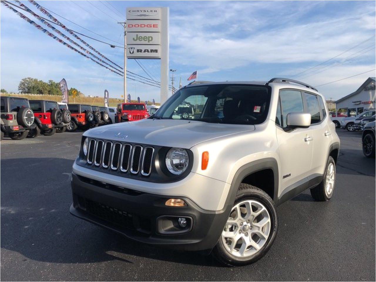 new 2018 jeep renegade in branson mo