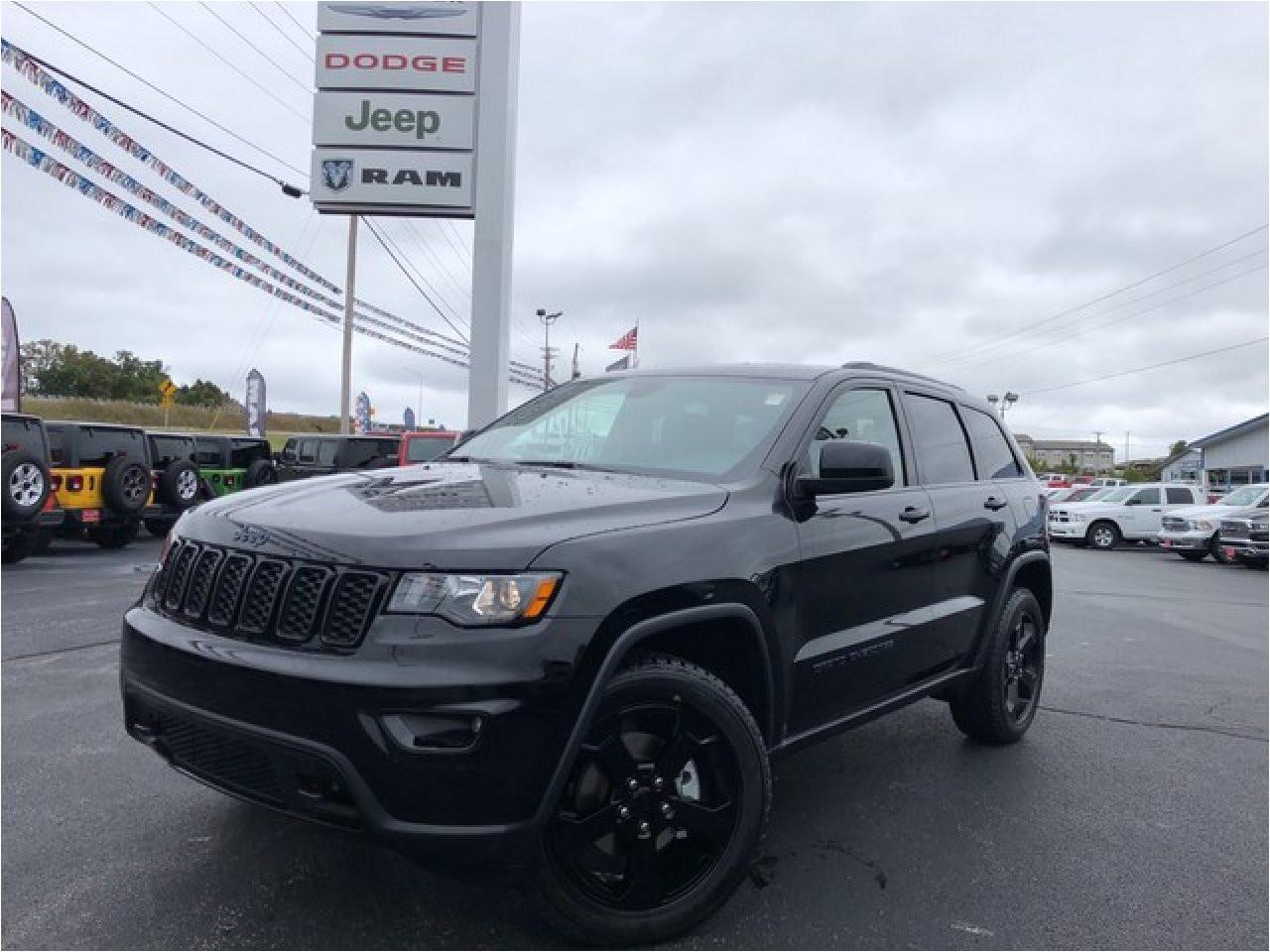 new 2019 jeep grand cherokee in branson mo