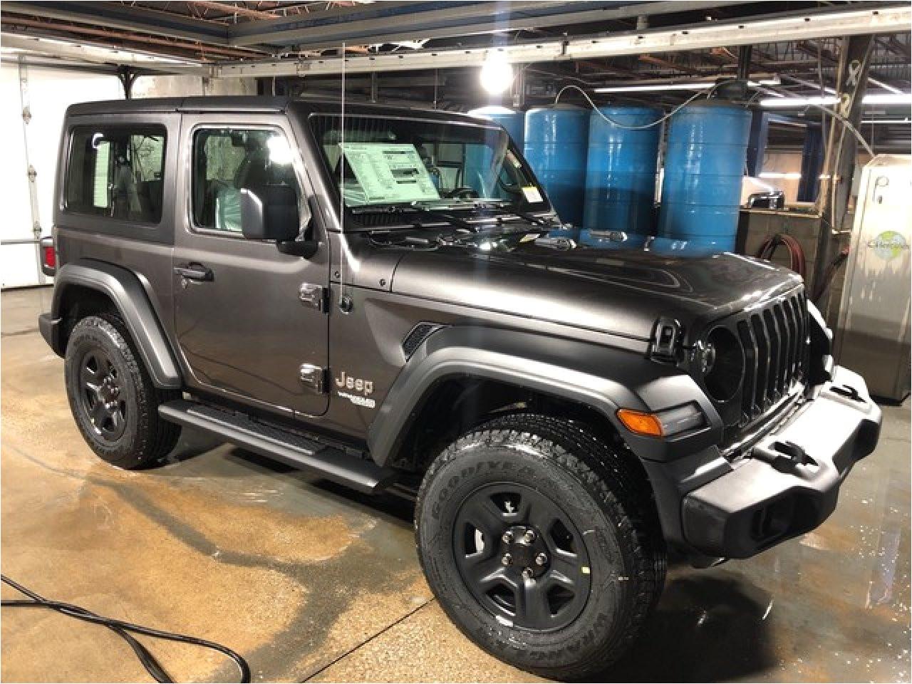 new 2019 jeep wrangler in branson mo