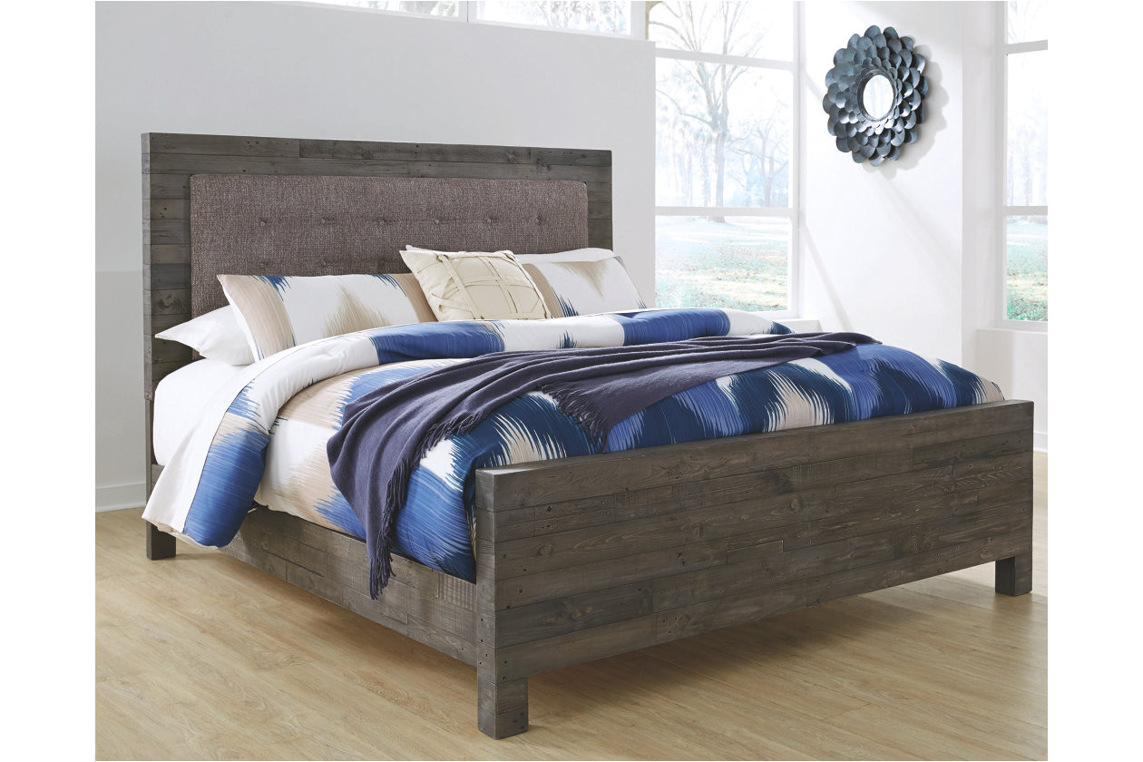 mayflyn queen panel bed ashley furniture homestore