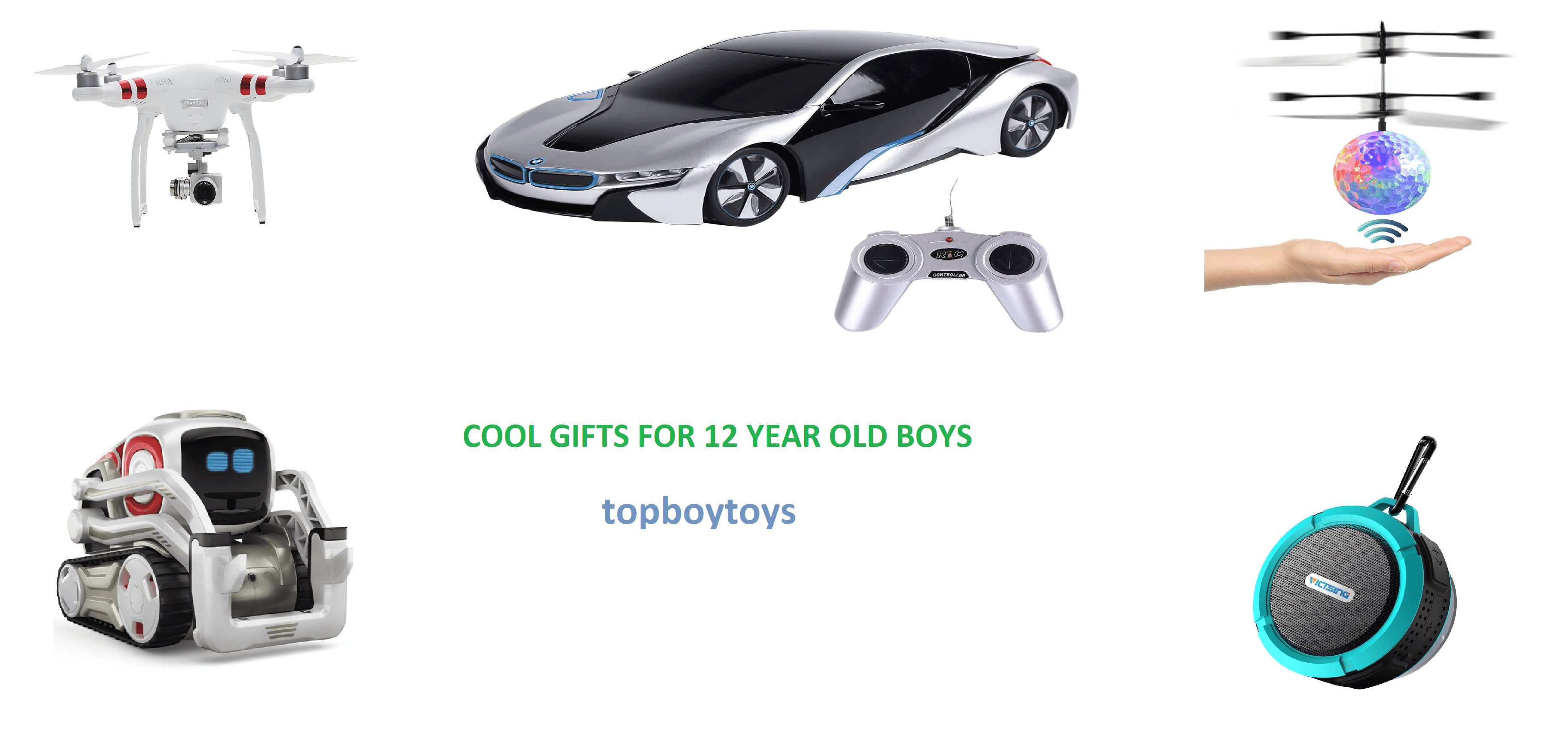 Top 10 Birthday Gifts For A 13 Year Old Boy Best Cool 12