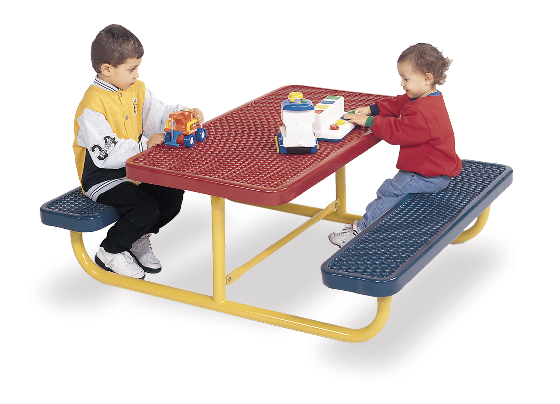 children s picnic table portable a click here for color chart