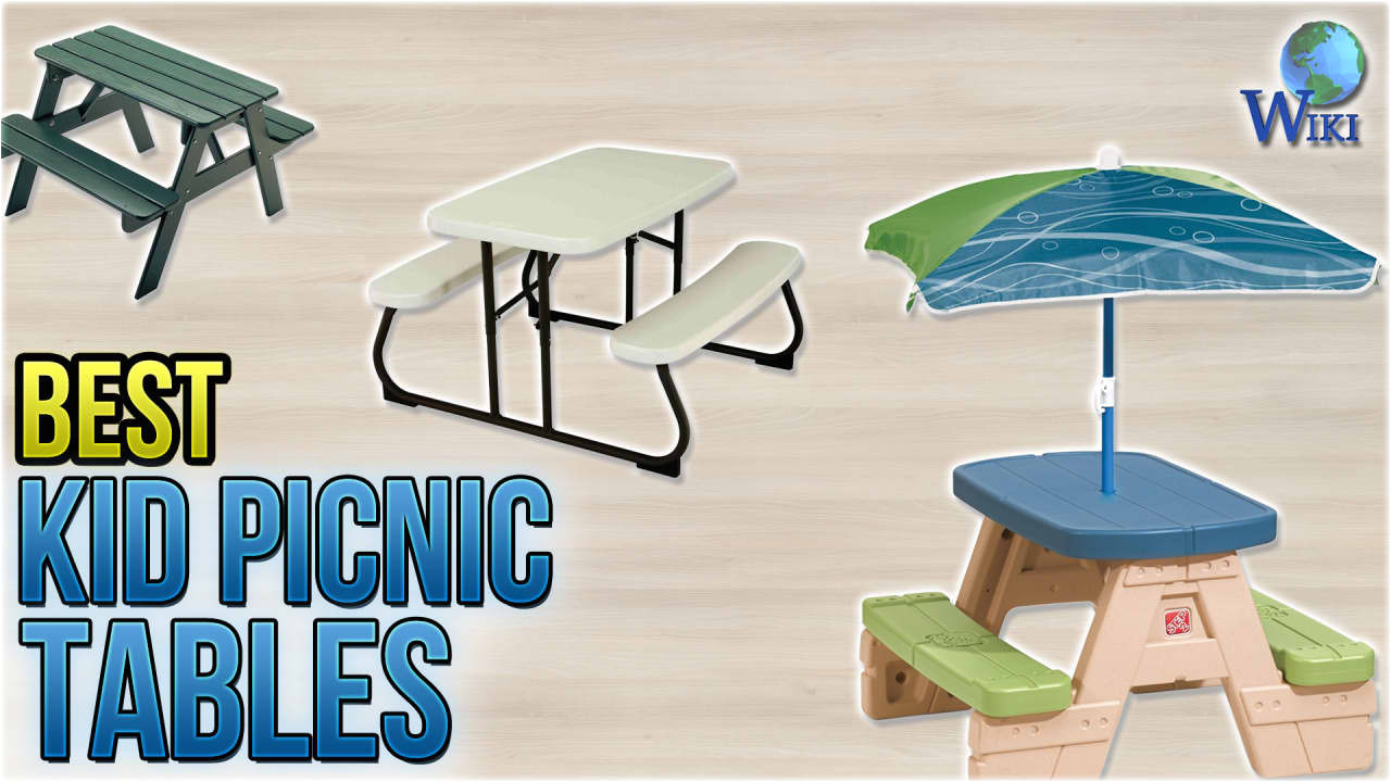 9 best kid picnic tables