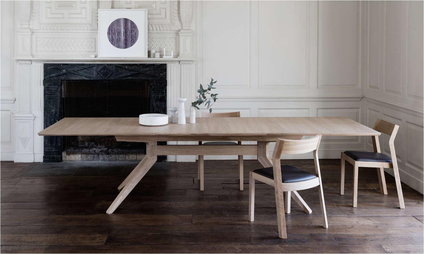 Trestle Table Base Kit Cross Extending Table Simon James Design