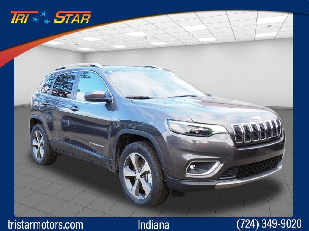 new 2019 jeep cherokee for sale at tri star indiana vin 1c4pjmdn6kd250816