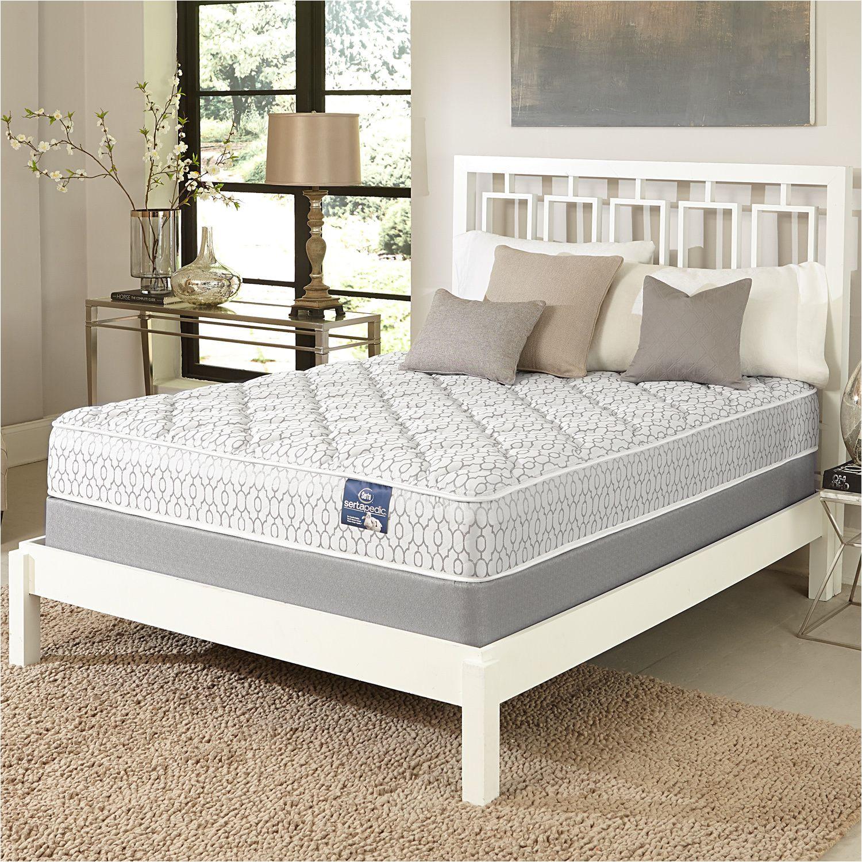 serta gleam plush twin xl size mattress set twin xl mattress with 9 profile boxspring white platinum
