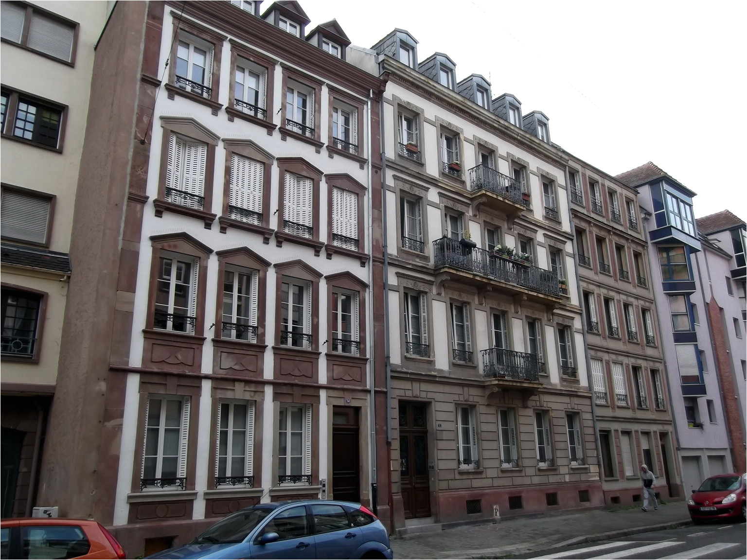 rue des balayeurs na 12 x 11 blondel o 1137 puis section 35 parcelle 20 cadastre