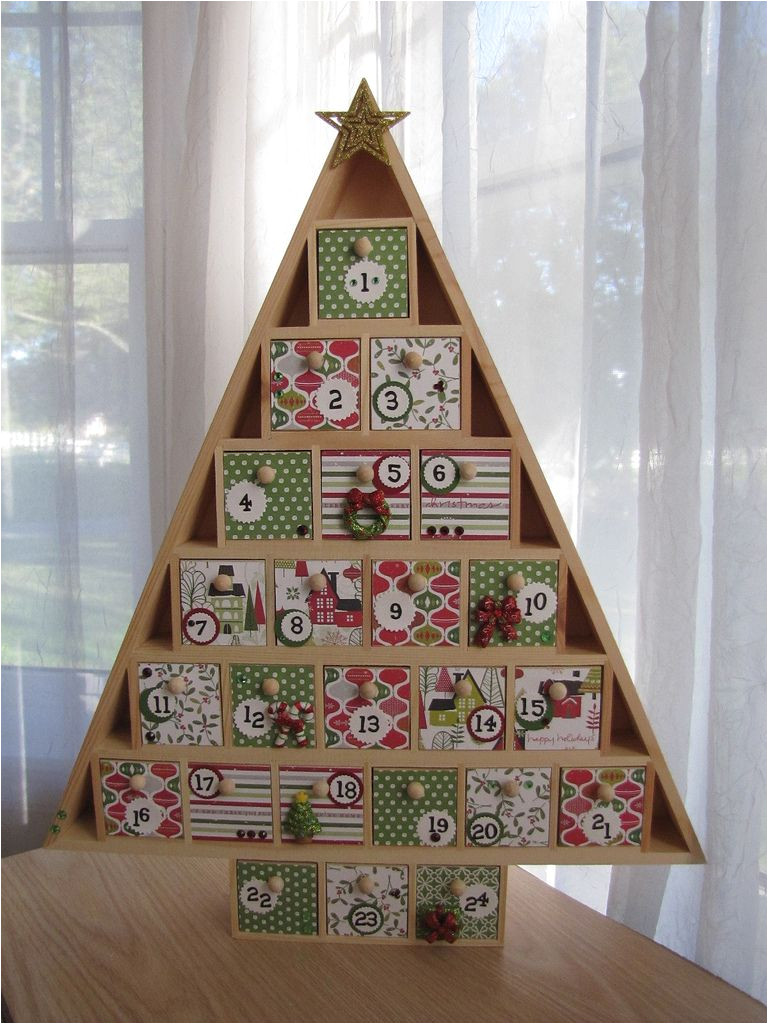 wooden advent calendar kraft ideas pinterest wooden advent jpg 768x1024 wooden advent calendar