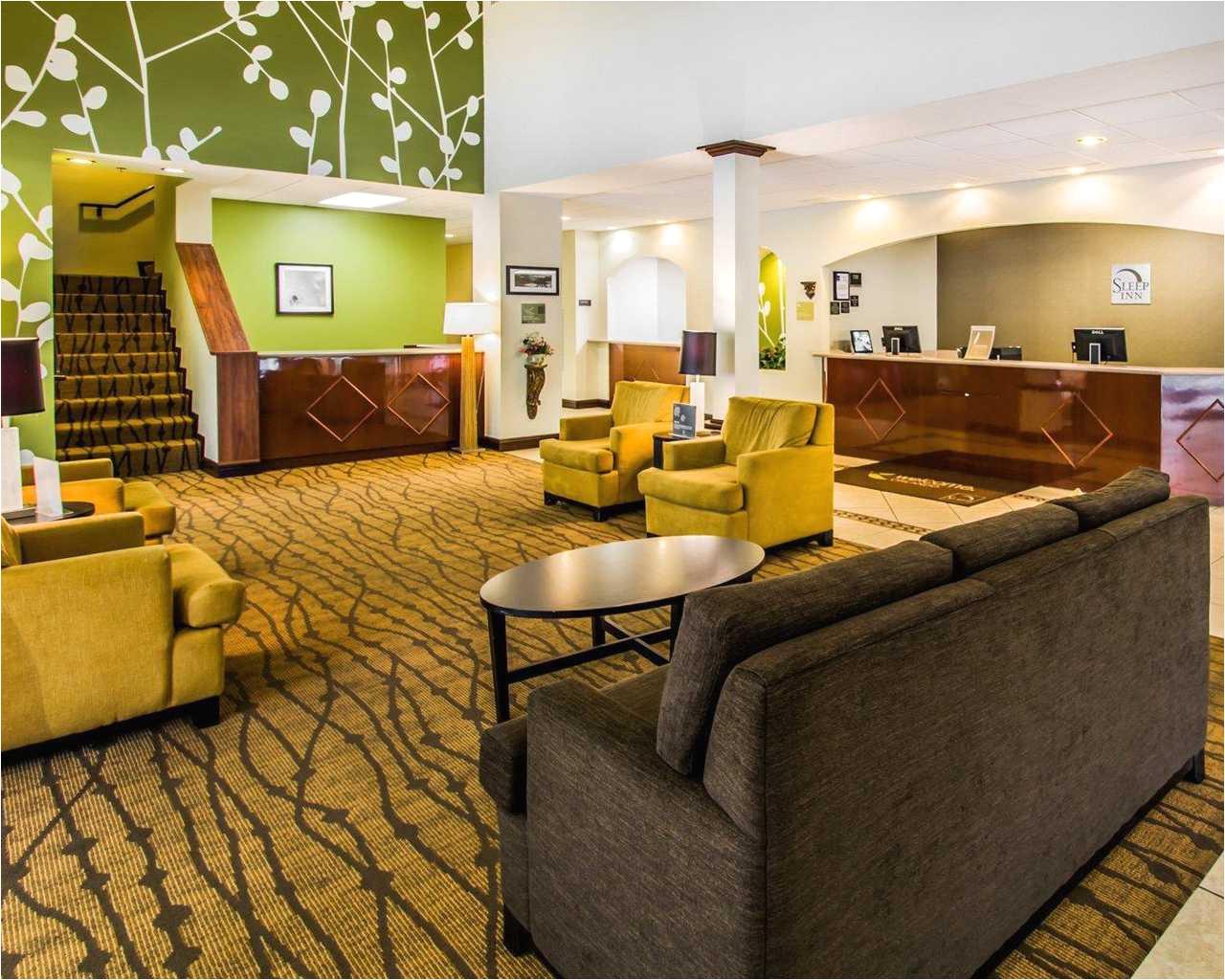 used hotel furniture orlando sleep inn orlando airport lobby 1
