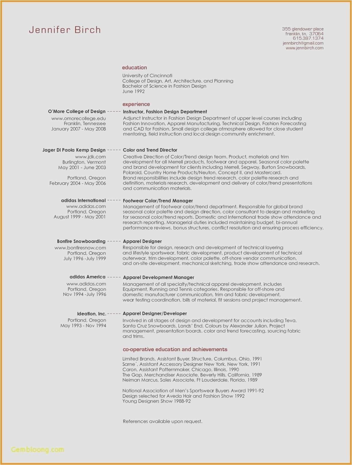 resume format for teachers charming teaching job resume teacher resume example best fresh resume 0d