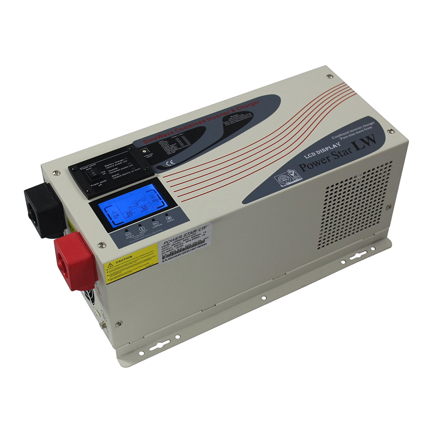 3000w 12v low frequency pure sine wave off grid power amazon co uk electronics