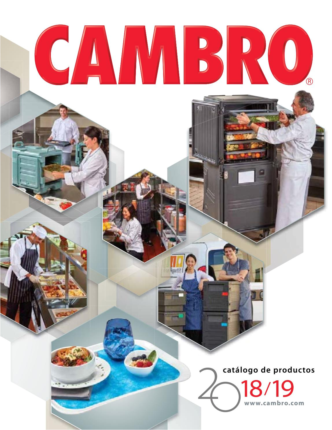 Venta De Carritos Para Tacos En Los Angeles Ca Cocina Cambro Catalogo General 2018 by Servitel issuu