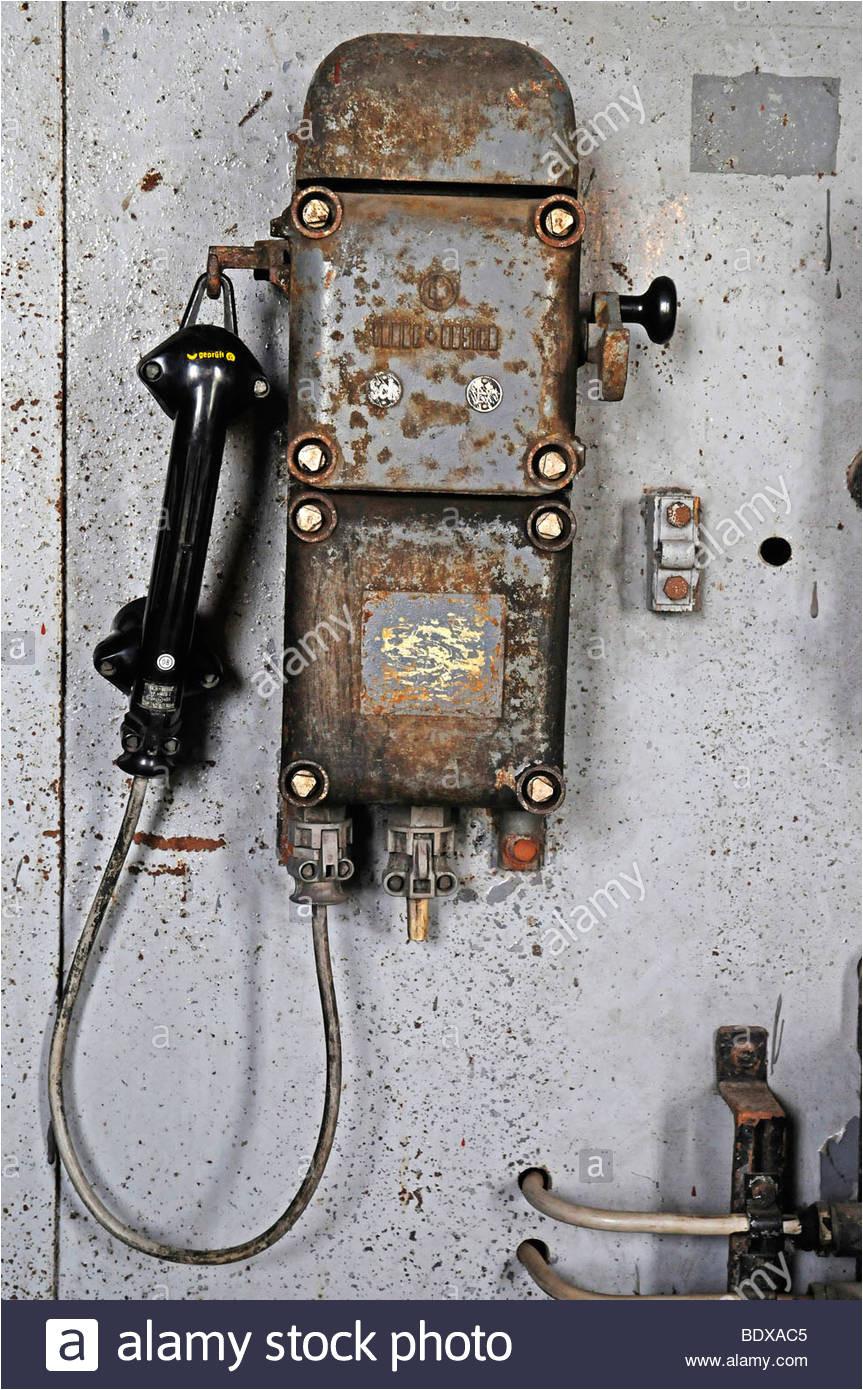 old telephone turbine house zeche hannover mine lwl industriemuseum industrial museum route der industriekultur route of in