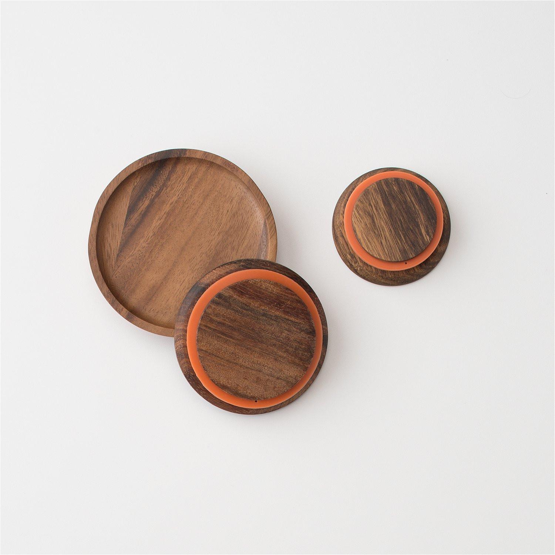 wood weck jar lids