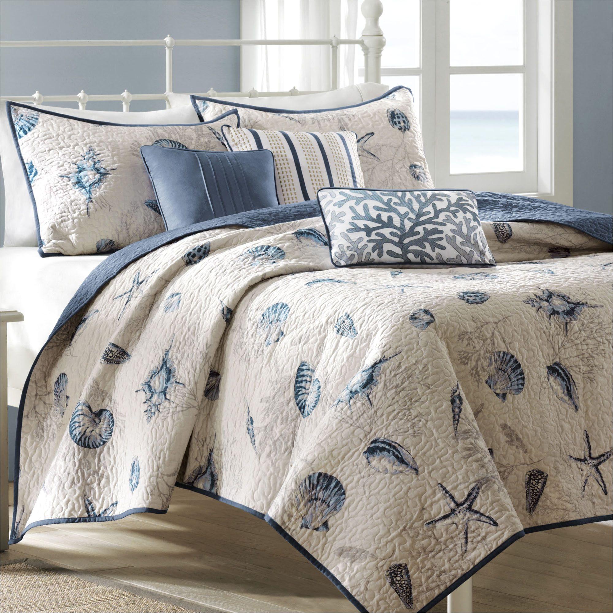 sea shell bedding seashell bedding comforter set