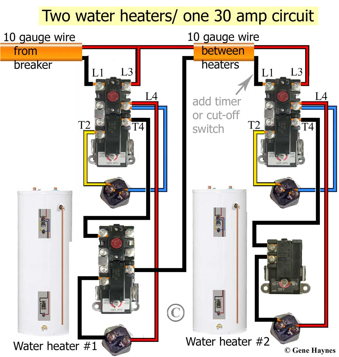 kenmore electric water heater wiring diagram all wiring diagramhow to wire water heater thermostats heat pump