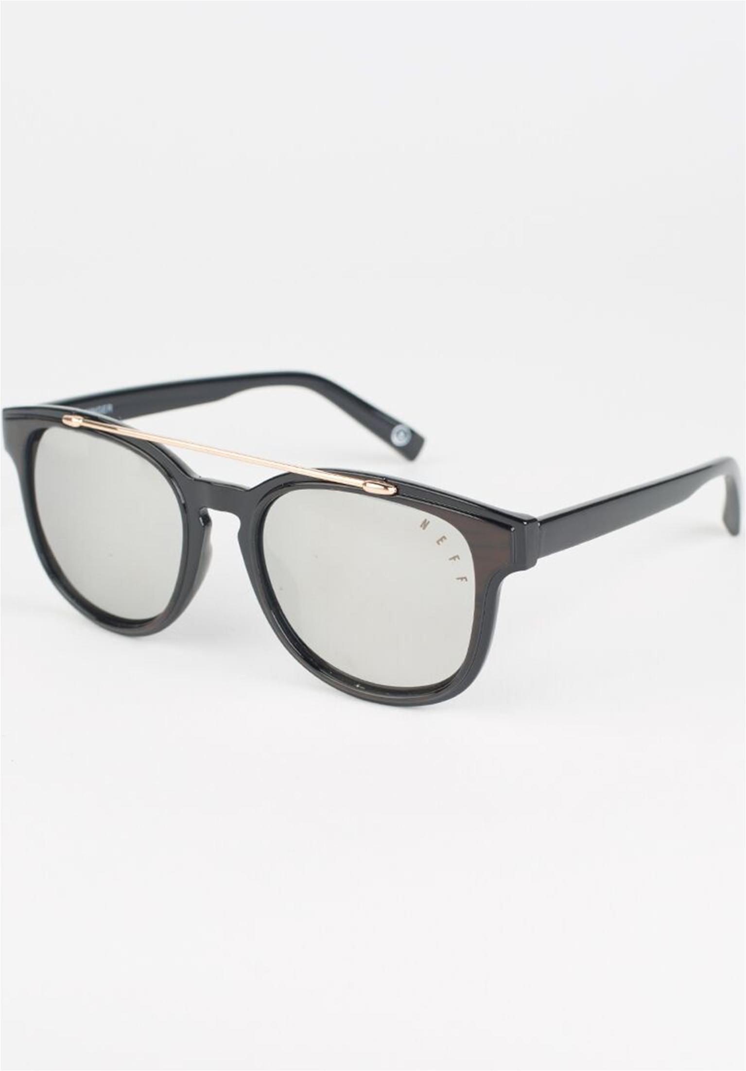 neff sonnenbrillen swinger shades black ice tort gold vorderansicht jpg