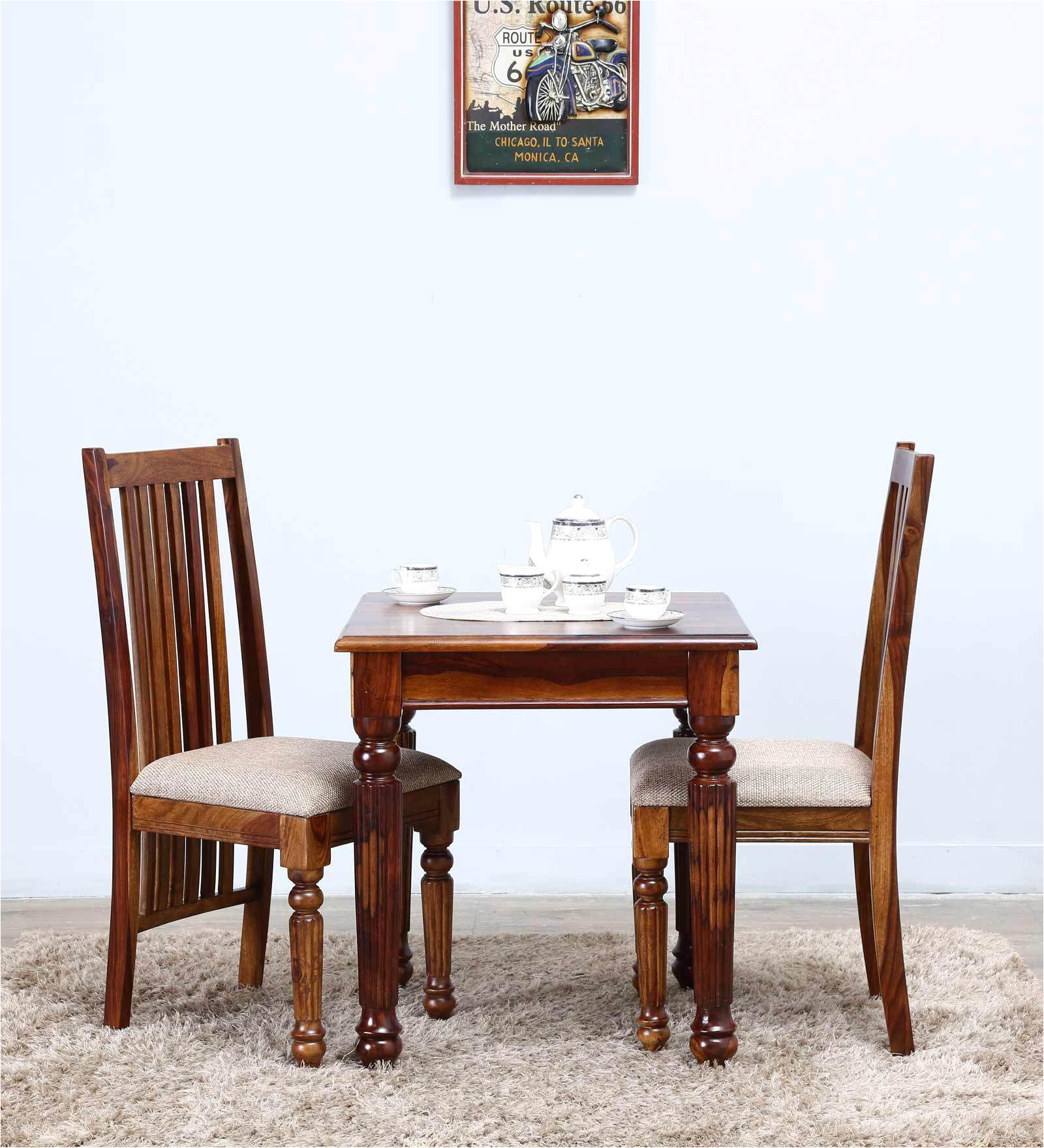 winger two seater dining table