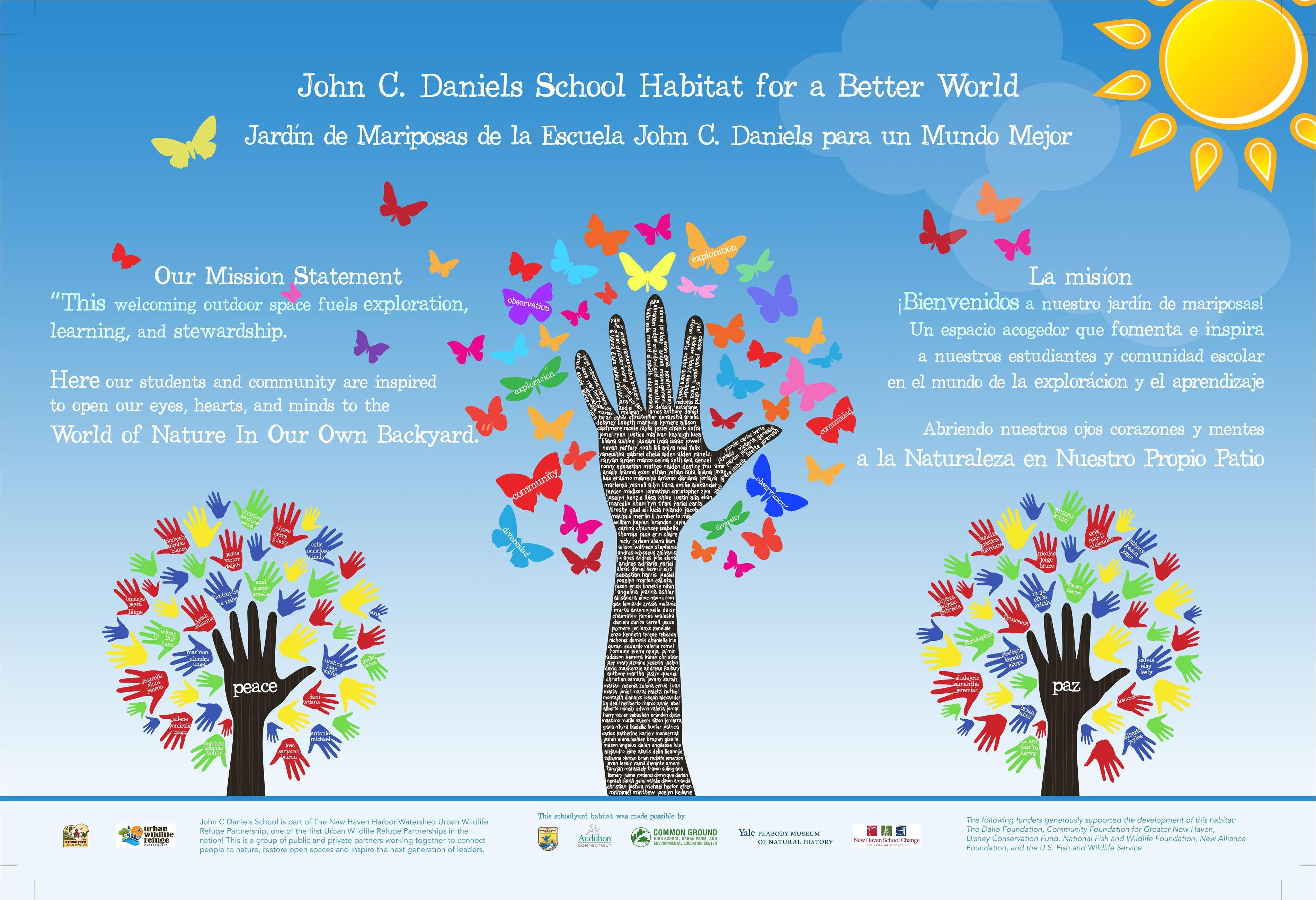 john c daniels interdistrict magnet school of international communication