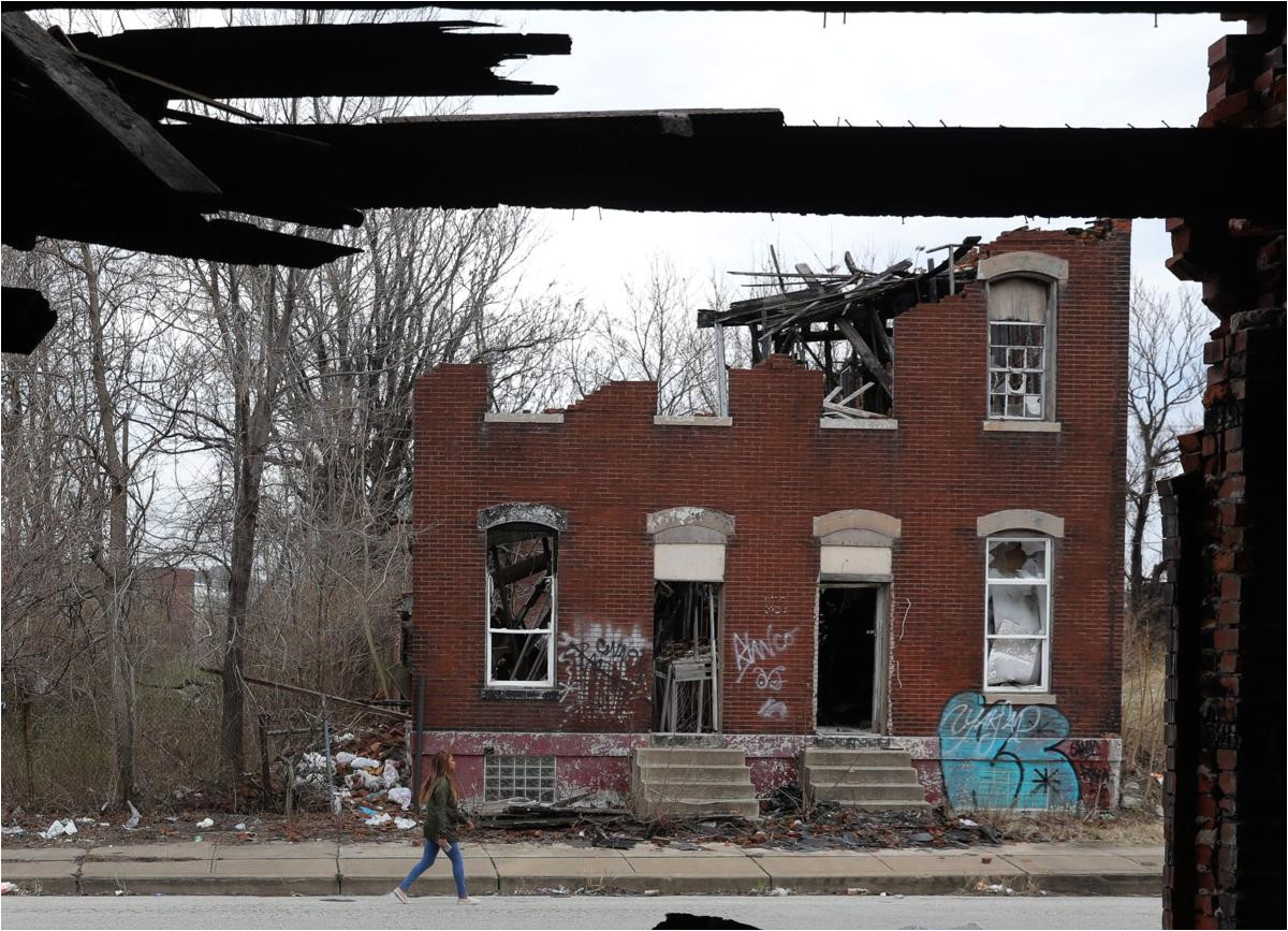 vacant houses in old north