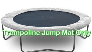 12 Foot Trampoline Mat and Springs 12 Ft Trampoline Replacement Bounce Mat 72 Springs Ebay