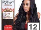 12 Inch Straight Weave 100 Milky Way Saga Brazilian Remy Human Hair Weave Yaky