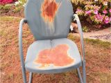 1940 S Metal Lawn Chairs before and after 1940 S Patio Chairs 1000 Wonderful Things