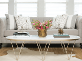 3 Piece Coffee Table Set Big Lots 15 Pretty Ways to Style A Coffee Table