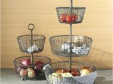 3 Tier Basket Stand Costco 3 Tier Fruit Basket 3 Tier Chrome Hanging Basket French
