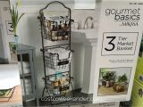 3 Tier Basket Stand Costco Gourmet Basics by Mikasa 3 Tier Market Basket Costco