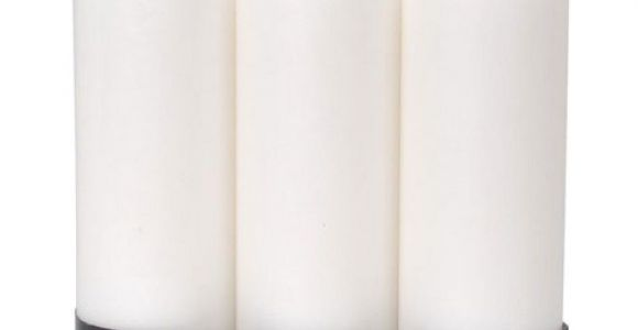 3×6 Ivory Pillar Candles Bulk White Unscented Pillar Candles 3 X 8 3 Per Pack D1162 92 3×8