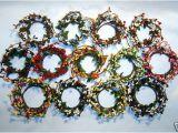 4 Pip Berry Candle Rings Pip Berry Candle Rings 2 Quot Color Variations Ebay
