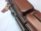 4×8 Pool Cue Case Instroke Leather Pool Cue Case 4 butts 8 Shafts 4×8