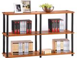 5 Shelf Metal Storage Rack Walmart Furinno Turn N Tube 3 Tier Open Back Standard Bookcase Products