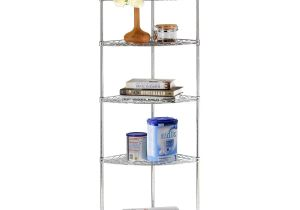 5 Shelf Metal Storage Rack Walmart Lifewit 5 Tier Metal Corner Shelf Muscle Rack Display Rack