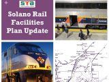 55 Bus Schedule Sacramento Ca solano Rail Facilities Plan Update