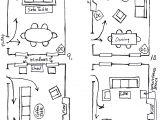 8×10 Bedroom Furniture Layout Arranging Furniture Twelve Different Ways In the Same Room