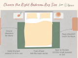 8×10 Rug Under A Queen Bed Choose the Right Size area Rug for Under Your King Bed