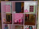 9 Cube Storage Menards Diy Dvd Shelf to Barbie Doll House for A Roof We Used A Flag Case