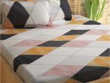 $99 Queen Mattress and Box Spring Bedsheets Buy Double Single Bedsheets Online In India Myntra