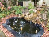 Above Ground Turtle Pond Ideas 20 Koi Pond Ideas to Create A Unique Garden Great Gardens Ideas