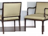 Accent Chairs Under 100 Dollars Gently Used Hickory Chair Furniture Up to 70 Off at Chairish