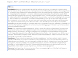 Ace Pest Control Davenport Ia Pdf top Predators as Biodiversity Regulators Contemporary issues