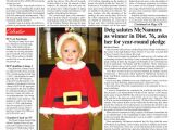 Ace Pest Control Davenport Ia the Posey County News December 21 Edition Letters to Santa by the