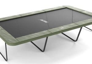 Acon Air 16 Sport Trampoline with Enclosure and Ladder Acon Air Rectangular Trampoline Trampolines