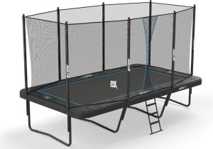 Acon Air 16 Sport Trampoline with Enclosure and Ladder Acon Wave Fp45 Floorball Rebounder