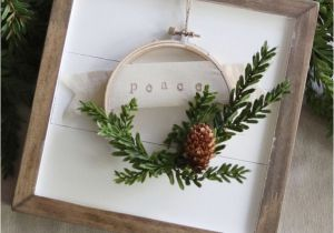 Advent Wreath Kits Hobby Lobby Diy Embroidery Hoop Wreath Featuring the Homestead Haven Simply