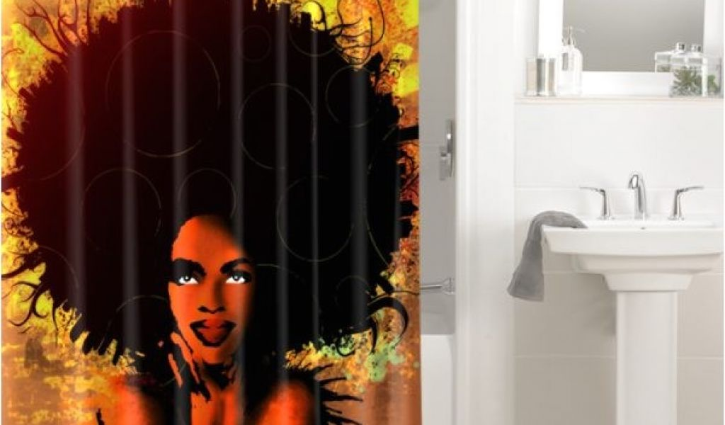 African American Bathroom Sets Afrocentric Afro Hair Design