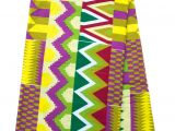 African Mud Cloth Fabric by the Yard African Fabric by the Yard Made In Ghana Ghana Kente Cloth Etsy