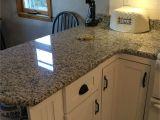 Alaska White Granite with Brown Cabinets Valle Nevado Granite Classic Marble Stone Hoagland In Granite